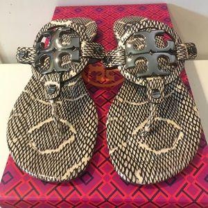 Tory Burch Miller sandals! 💕